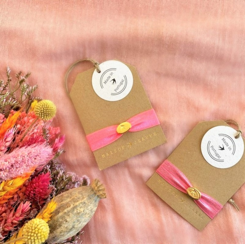 Engagement Social Maison Jeanne Cadeaux aux personnes malades Bracelet Victoire
