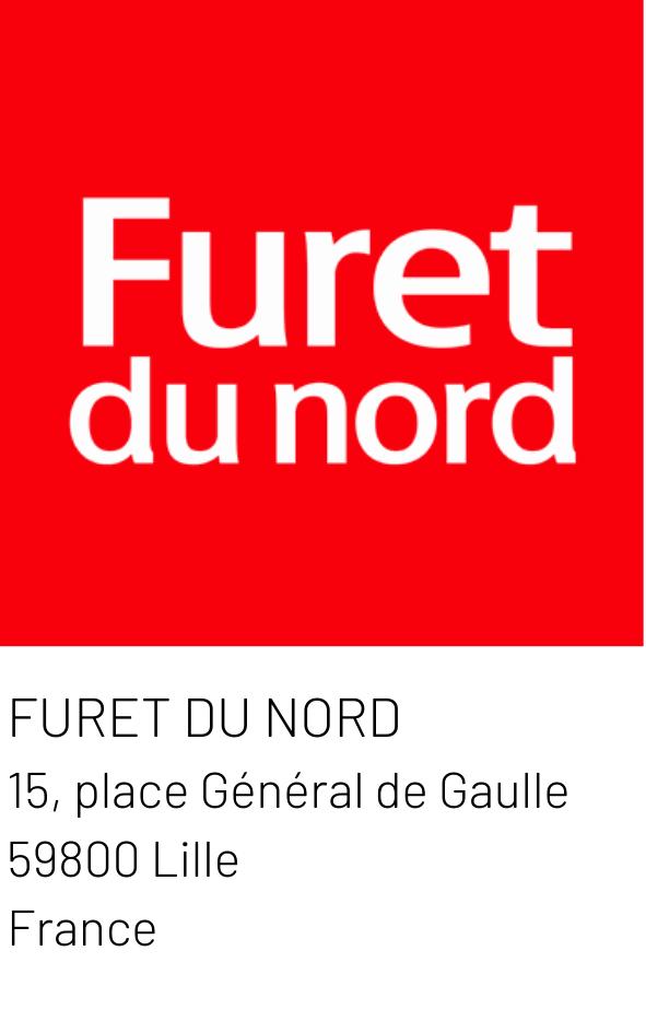 FURET DU NORD Lille