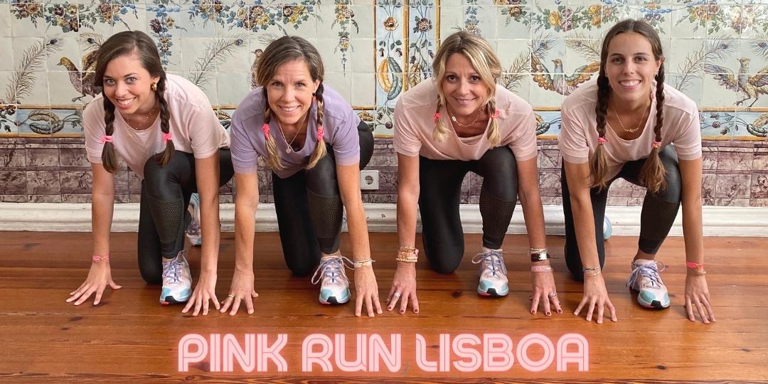 Pink Run Lisboa : La Course Engagée Maison Jeanne pour Octobre Rose