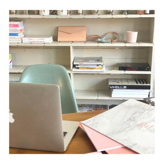 Lookbook Back to Work Accessoires Trousses et Sac de Rentrée Maison Jeanne